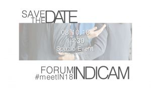 SAVE THE DATE! Forum Indicam 2018